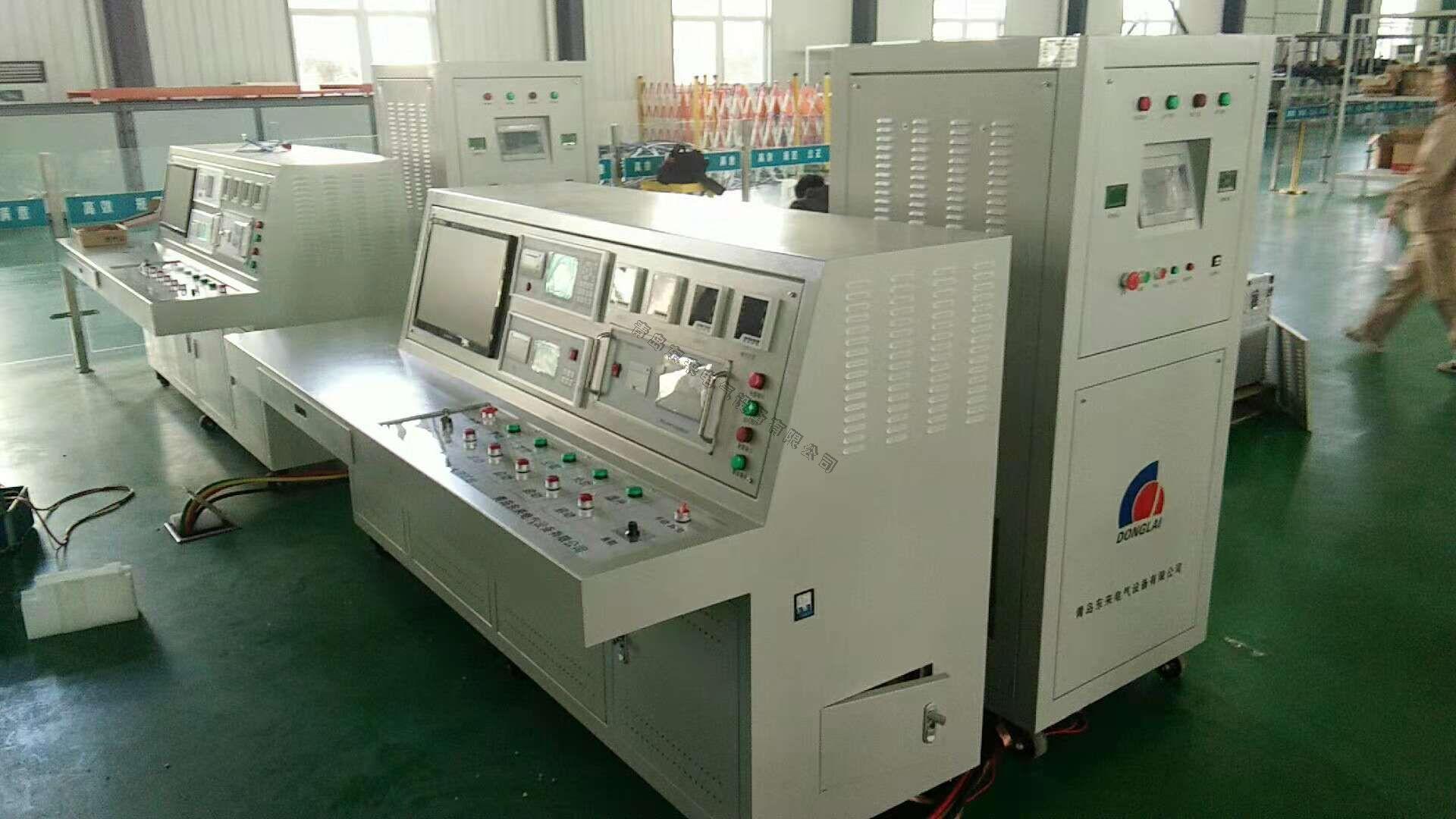 SDBY-400变压器变压器温升综合试验控制台