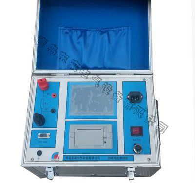 高精度回路电阻雷竞技(接触电阻雷竞技)