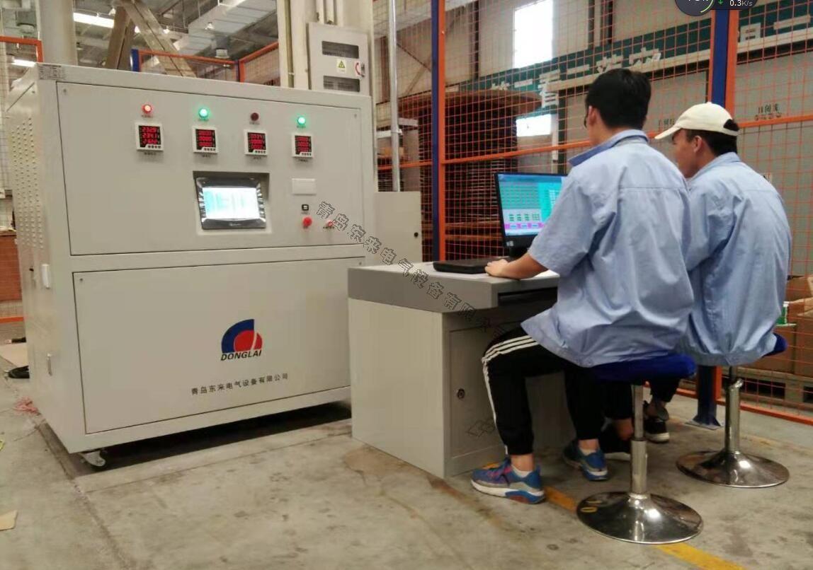 低压电器温升试验装置