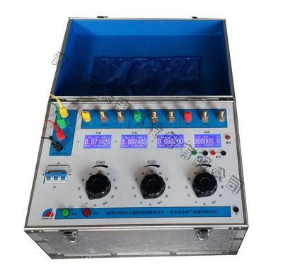 三相电流发生器
